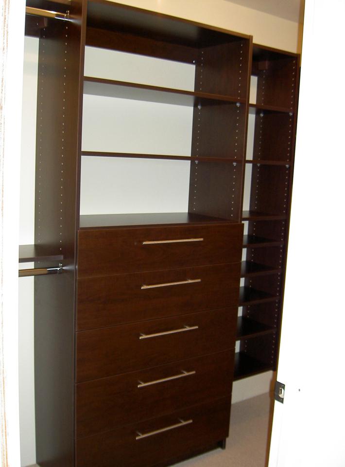 Wood Closet Designs | Maui Closet Company