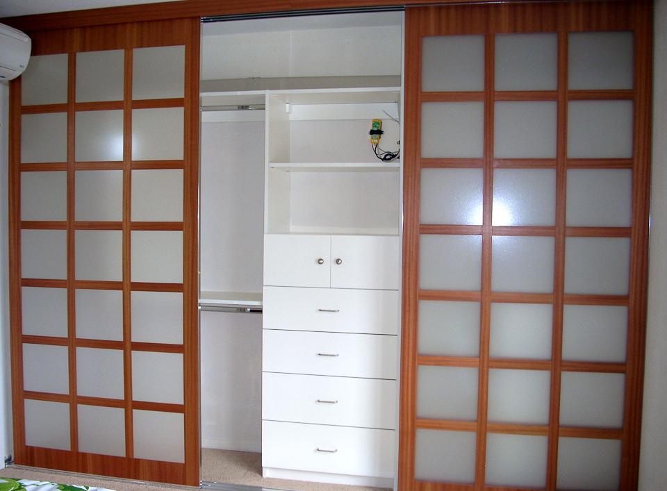 Shoji Doors & Shoji Doors | Maui Closet Company