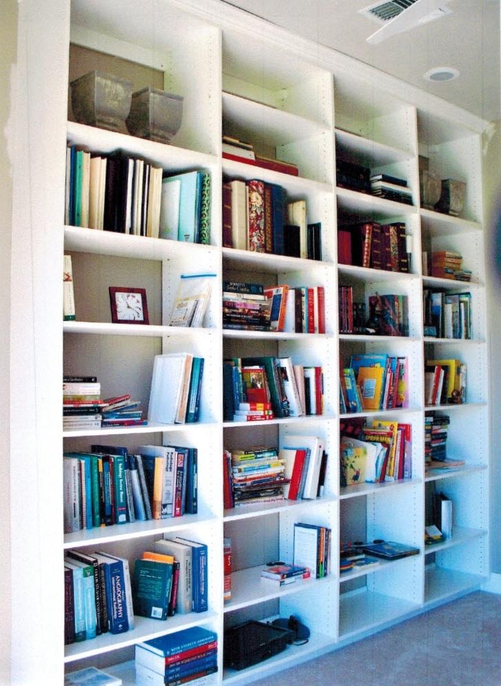 Bookshelf And Closet Remodel Maui Closet Company